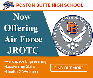 Poston Butte Air Force JROTC